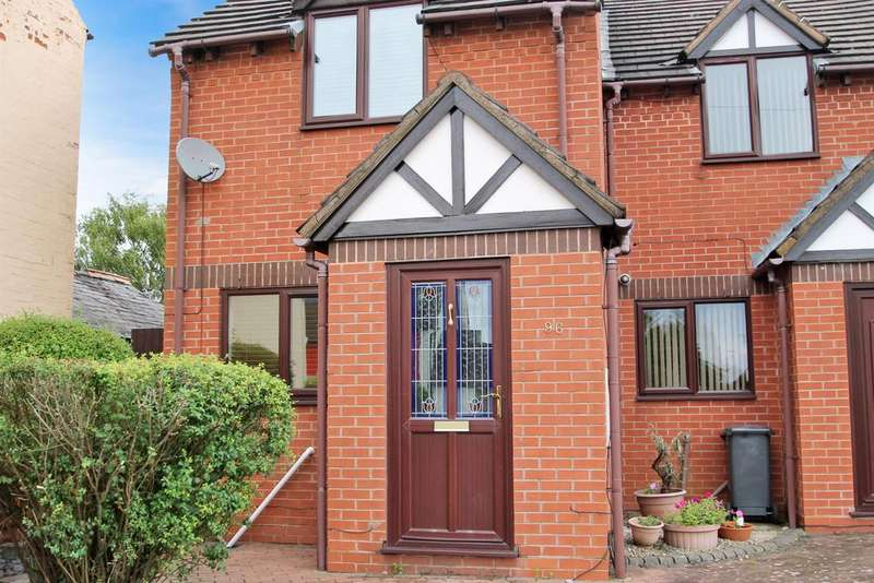 2 Bedrooms End Of Terrace House for rent in Rectory Road, Redditch, B97 4LJ