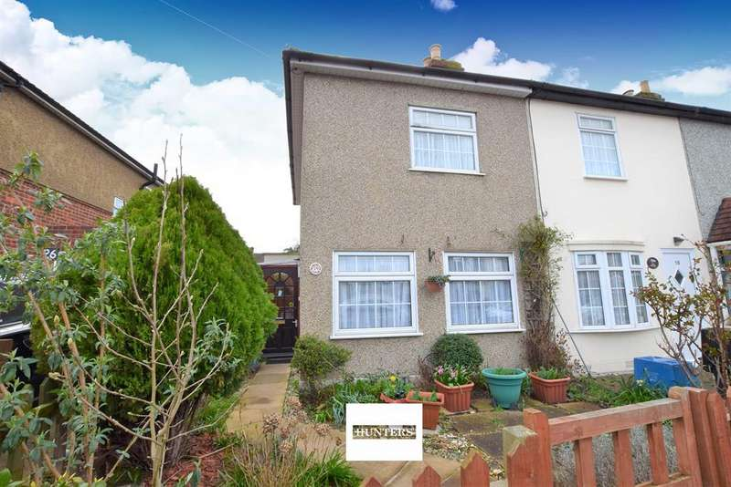 2 Bedrooms Cottage House for sale in Park Lane, Chadwell Heath, RM6
