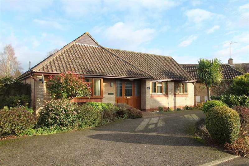2 Bedrooms Detached Bungalow for sale in Mill Lane, Woolpit
