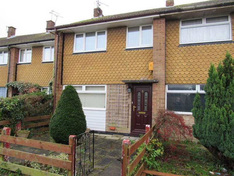3 Bedrooms Terraced House for sale in Hilary Close, Herne Bay