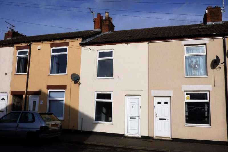 3 Bedrooms Terraced House for sale in James Street, Burton-on-Trent