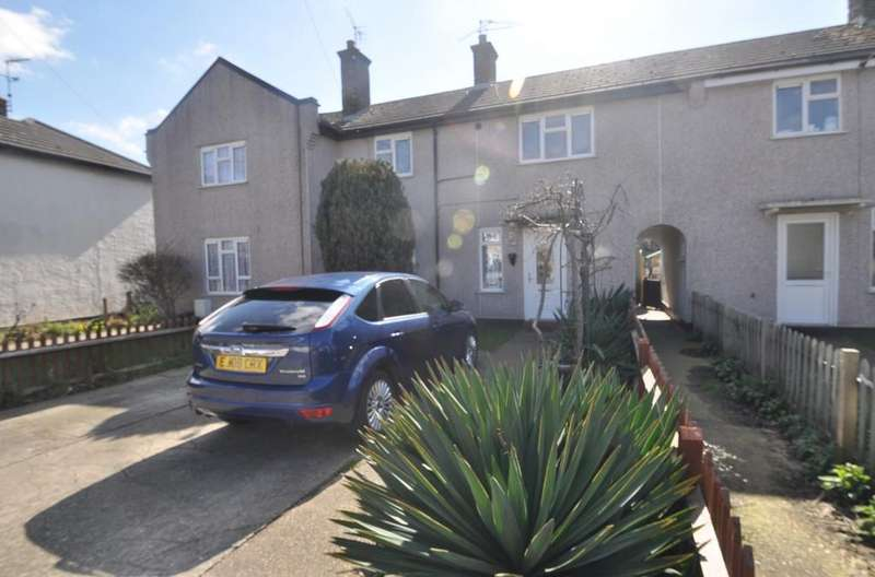 3 Bedrooms Terraced House for sale in Byron Avenue, Southend-on-Sea