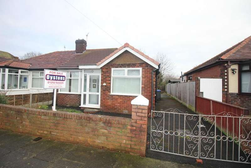 2 Bedrooms Semi Detached Bungalow for sale in Kendal Avenue, Highfurlong