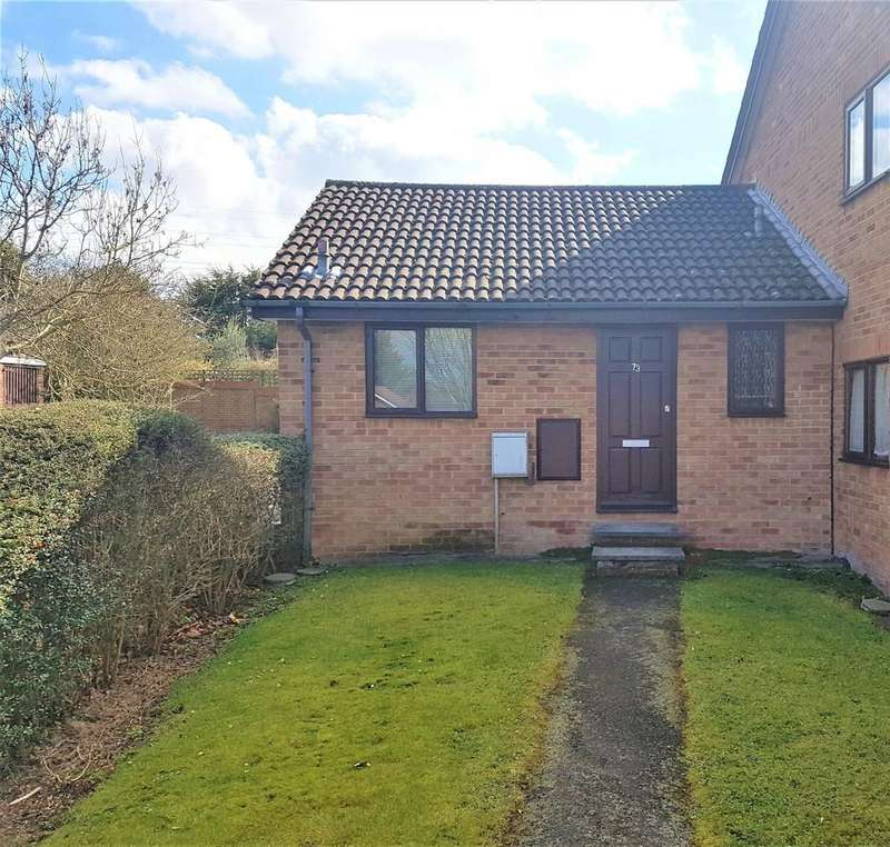 1 Bedroom Semi Detached Bungalow for sale in Godmanston Close, Canford Heath, Poole