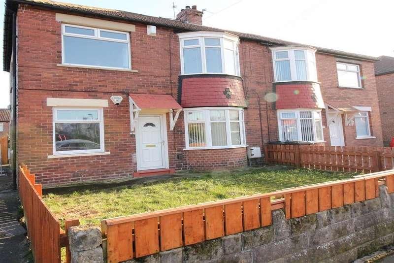 2 Bedrooms Flat for sale in Holderness Road, Wallsend