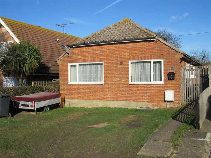 3 Bedrooms Chalet House for sale in Terminus Drive, Herne Bay