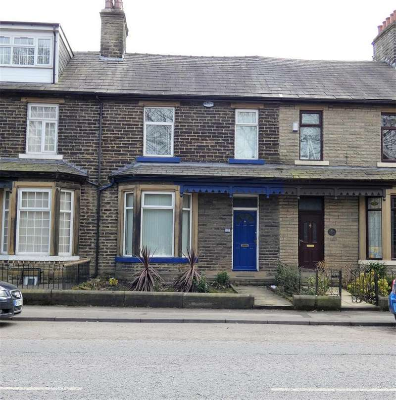 3 Bedrooms Terraced House for sale in Wibsey Park Avenue, Bradford
