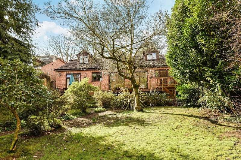 5 Bedrooms Detached House for sale in Hursley Road, Chandler's Ford, Hampshire