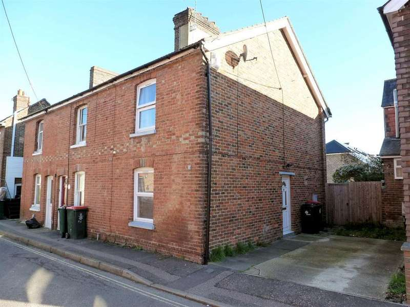 2 Bedrooms End Of Terrace House for sale in West Street, Crawley