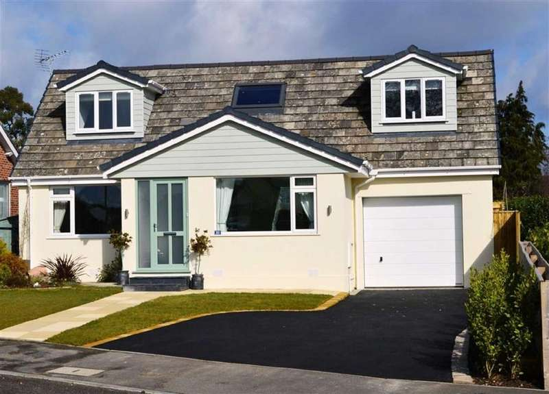 5 Bedrooms Chalet House for sale in Merley Gardens, Wimborne, Dorset