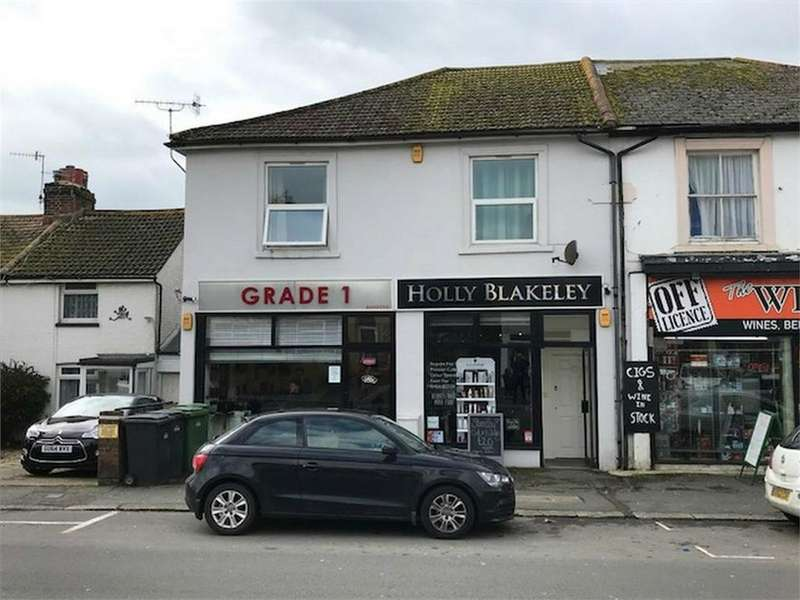 2 Bedrooms Flat for sale in 251 Battle Road, ST LEONARDS-ON-SEA, East Sussex