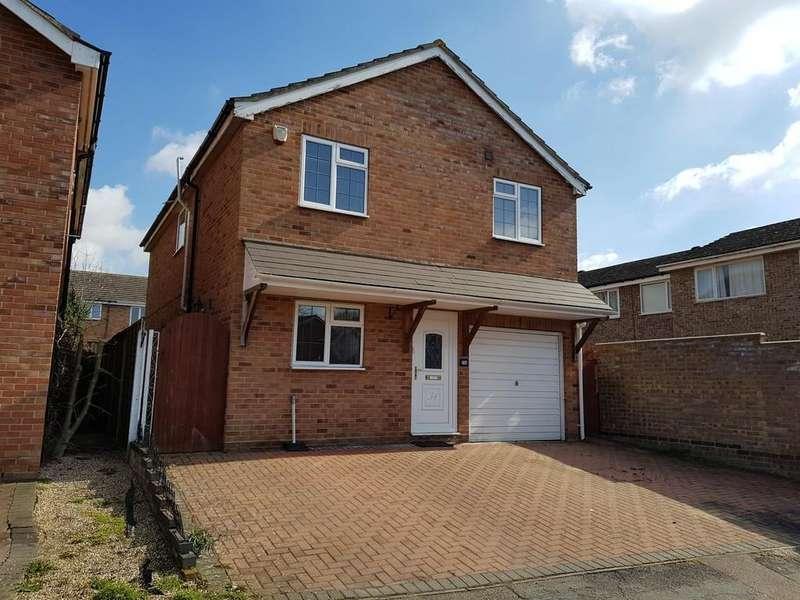 5 Bedrooms Detached House for sale in Mallard Way, Great Cornard