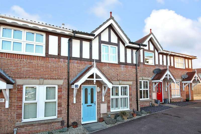2 Bedrooms Terraced House for sale in Henge Way, Portslade, East Sussex BN41 2EP