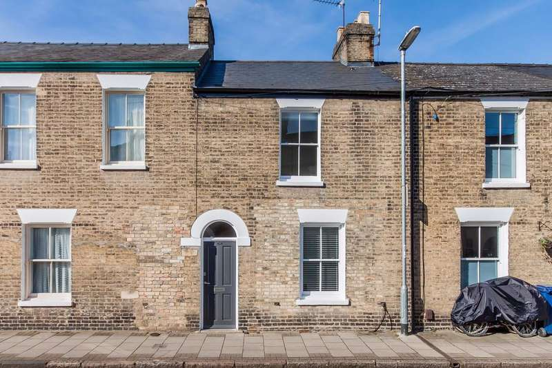 2 Bedrooms Terraced House for sale in Norwich Street, Cambridge