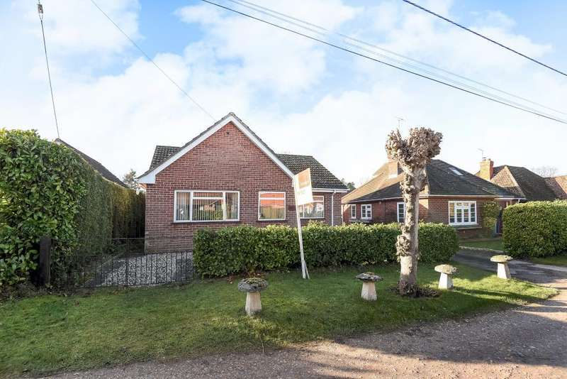 2 Bedrooms Detached Bungalow for sale in Burghclere, Berkshire, RG20