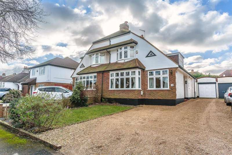 3 Bedrooms House for sale in Palmersfield Road, Banstead