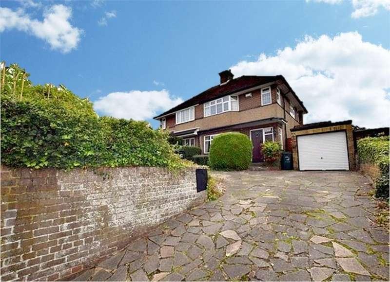 3 Bedrooms Semi Detached House for sale in Hunton Bridge Hill, Hunton Bridge, Kings Langley, Hertfordshire