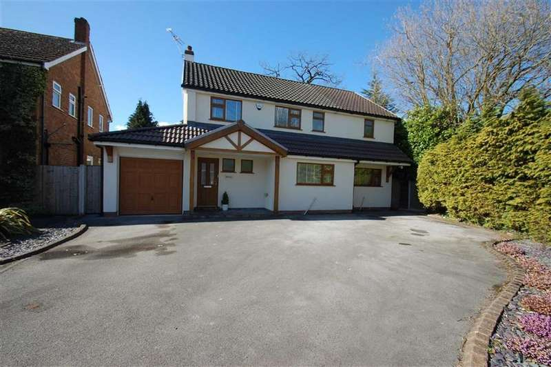 4 Bedrooms Detached House for sale in The Grove, Cheadle Hulme, Cheshire