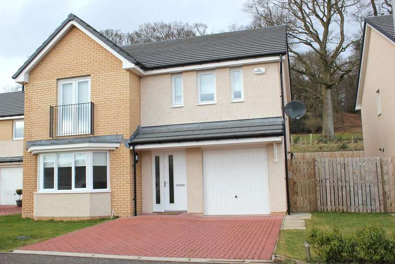 4 Bedrooms Detached House for sale in Cavalry Park, Kilsyth G65