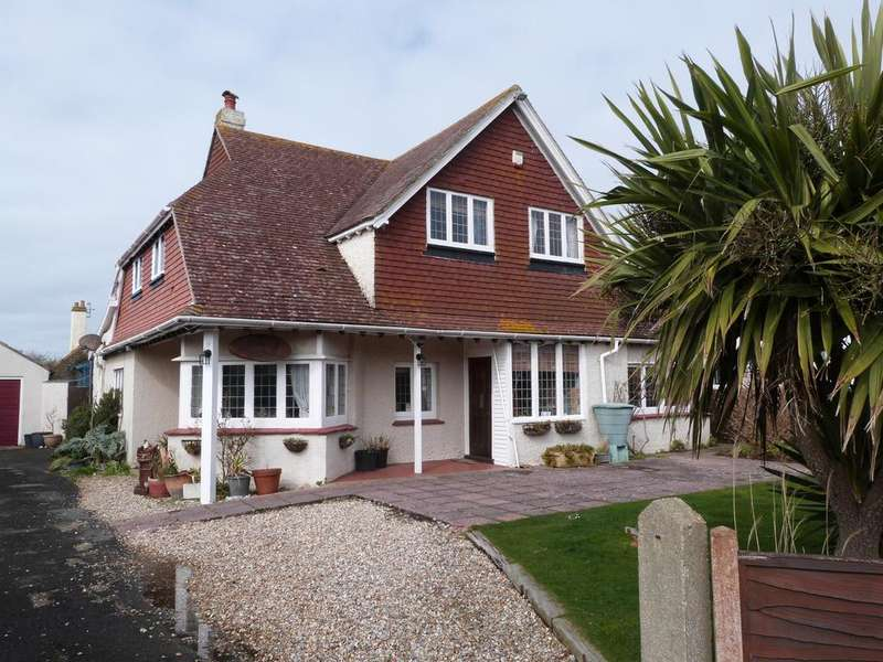 4 Bedrooms Detached House for sale in 3 Ursula Square, Selsey