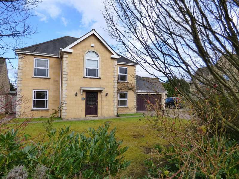 4 Bedrooms Detached House for sale in Oaklands, Cirencester, Gloucestershire