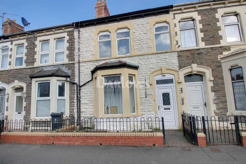 3 Bedrooms Terraced House for sale in Wells Street, Riverside