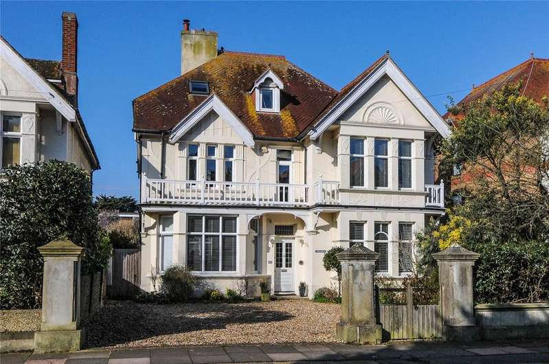 6 Bedrooms Detached House for sale in Downview Road, Worthing, West Sussex, BN11