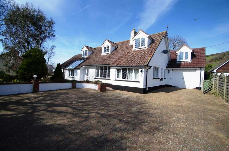 5 Bedrooms Detached House for sale in Croyde
