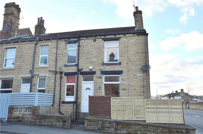 2 Bedrooms Terraced House for sale in Nunthorpe Road, Leeds, West Yorkshire