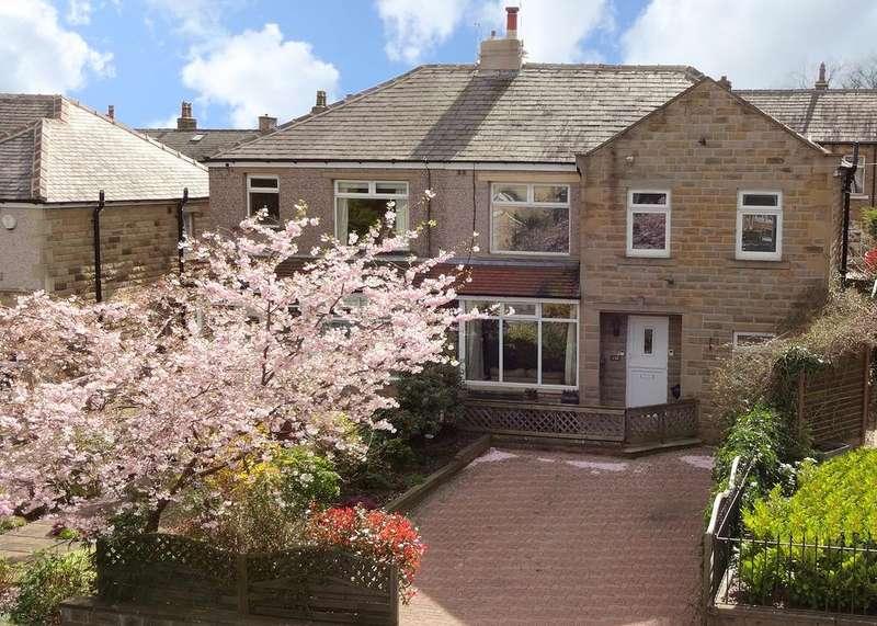 5 Bedrooms Semi Detached House for sale in Wakefield Road, Lightcliffe HX3