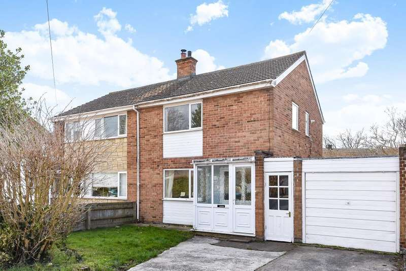 3 Bedrooms House for sale in Eynsham, Oxfordshire, OX29