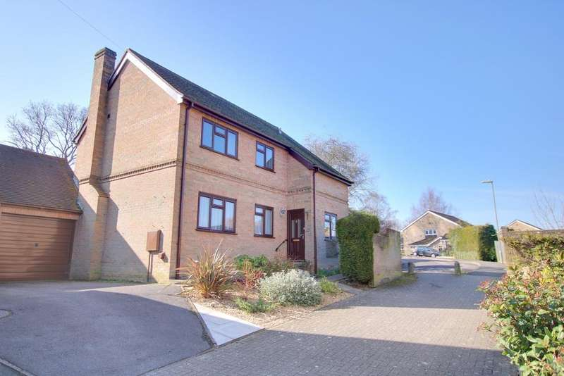 4 Bedrooms Detached House for sale in BISHOP'S WALTHAM