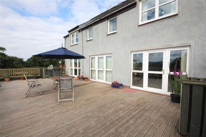 5 Bedrooms Detached House for sale in The Holm, Ochiltree, Cumnock, East Ayrshire, KA18