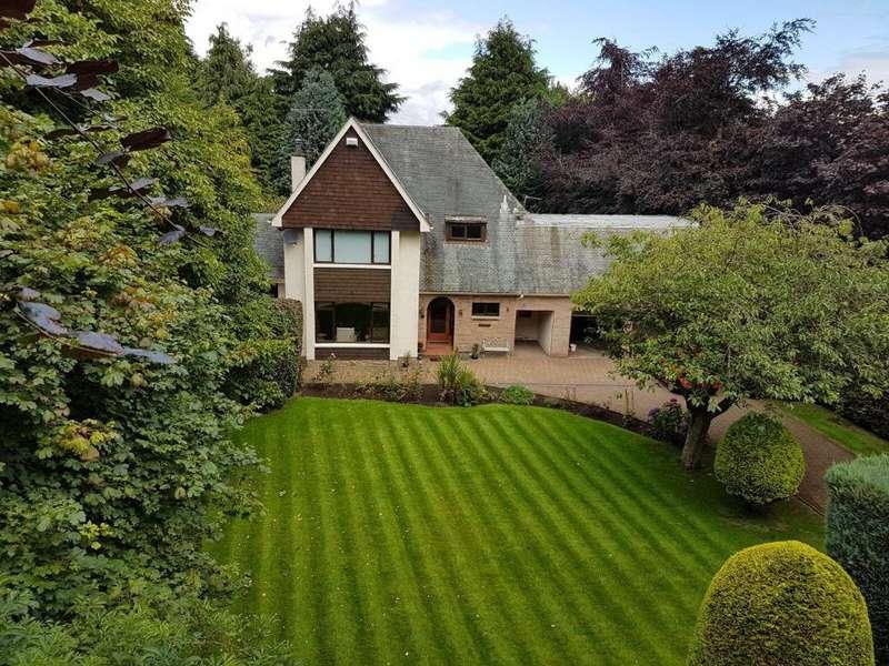 4 Bedrooms Detached House for sale in 2, Arnothill Lane, Falkirk, Falkirk, FK1 5SL