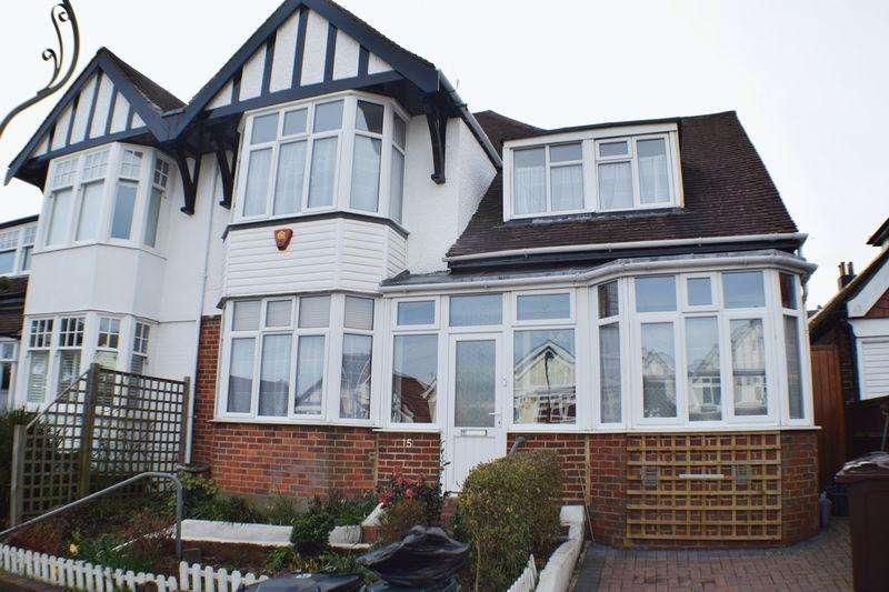4 Bedrooms Semi Detached House for rent in Tivoli Road, Brighton