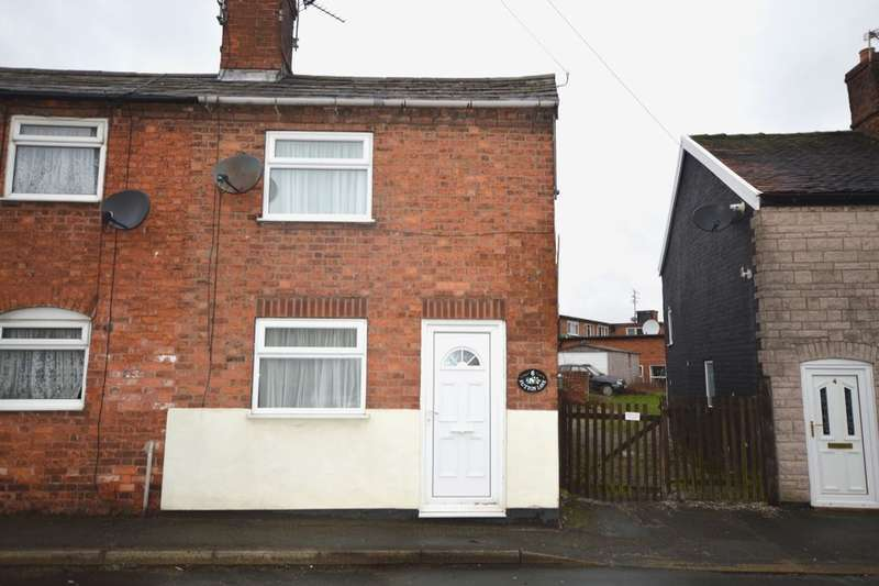 1 Bedroom Terraced House for sale in Sutton Lane, Middlewich, CW10