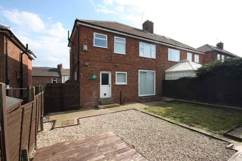 4 Bedrooms Semi Detached House for sale in Westgate, Guisborough, TS14