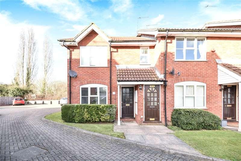 1 Bedroom Maisonette Flat for sale in Buckland Court, 151 The Greenway, Ickenham, Uxbridge, UB10