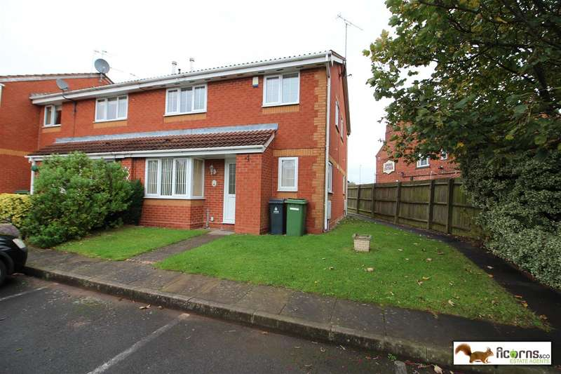 2 Bedrooms Terraced House for sale in Signal Grove, Bloxwich