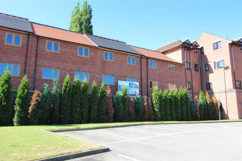 4 Bedrooms End Of Terrace House for sale in The Old Mill Courtyard, Bullocks Row, Walsall