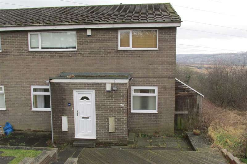 2 Bedrooms Apartment Flat for sale in Ellington Close, Newcastle upon Tyne