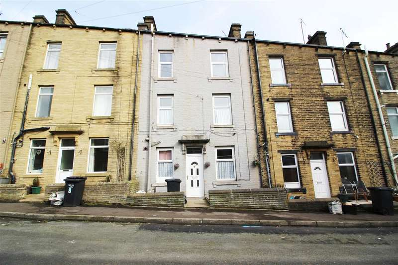 3 Bedrooms Terraced House for sale in Upper Fountain Street, Sowerby Bridge