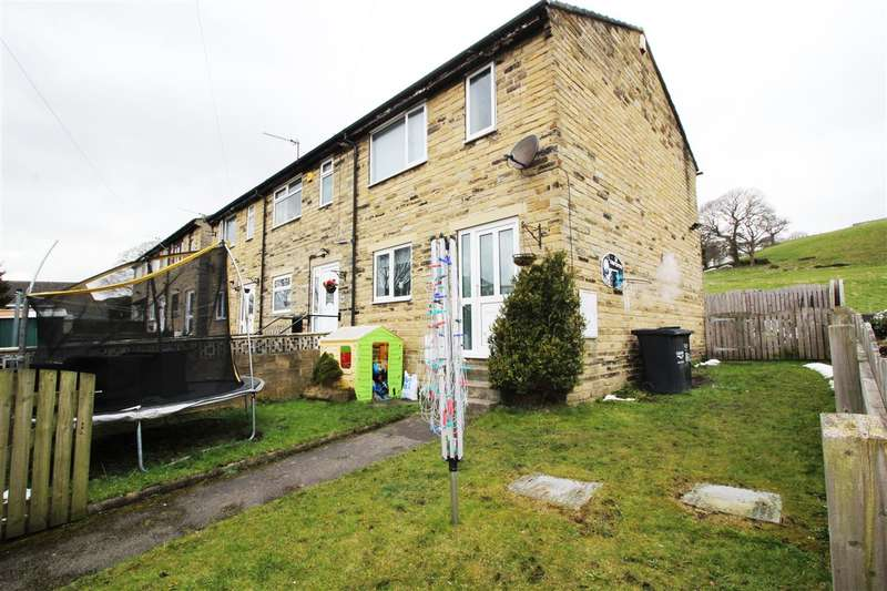3 Bedrooms Town House for sale in Glenfield Place, Burnley Road, Sowerby Bridge