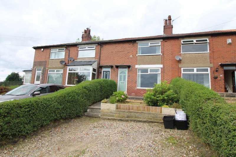 2 Bedrooms Terraced House for rent in Throstle Mount, Luddendenfoot, Halifax, HX2