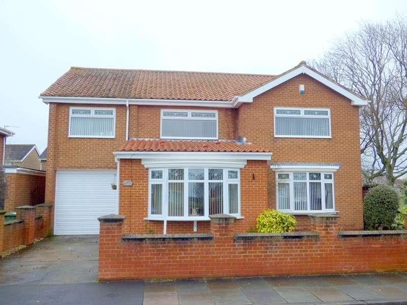 4 Bedrooms Property for sale in Kintyre Drive, Thornaby, Stockton-on-Tees, Durham, TS17 0BY