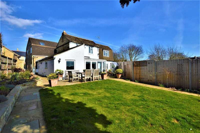 2 Bedrooms Detached House for sale in Radcliffe Road, Stamford