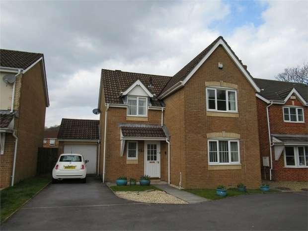 4 Bedrooms Detached House for sale in Rhos Helyg, Cwmfelin, Maesteg, Mid Glamorgan