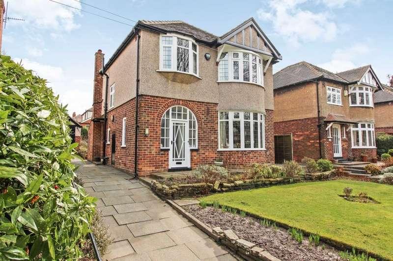 3 Bedrooms Detached House for sale in Scott Hall Road, Leeds, LS17