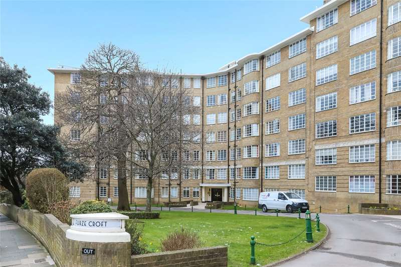 2 Bedrooms House for sale in Furze Croft, Furze Hill, Hove, East Sussex, BN3