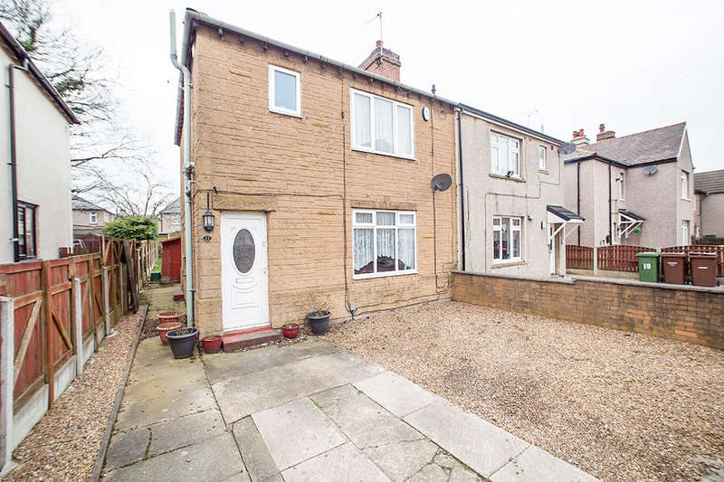 3 Bedrooms Semi Detached House for sale in Henson Grove, Airedale, Castleford, WF10